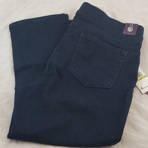 Gloria Vanderbilt Portland Capri Jeans